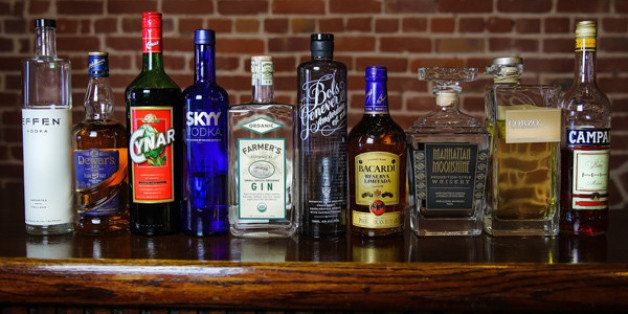 6 Fascinating Things You Didn't Know About Liquor Brands