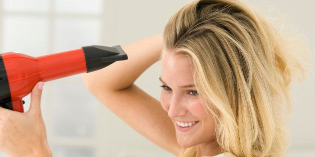 How To Pump Up The Volume Of Your Hair Huffpost Life
