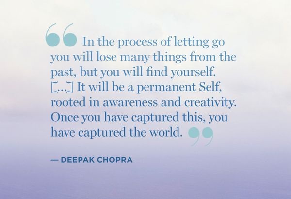 Inspiring Quotes About Letting Go Huffpost