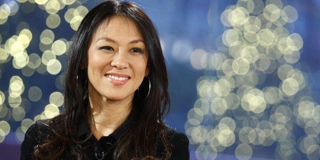 TODAY -- Pictured: Amy Chua appears on NBC News' 'Today' show -- Photo by: Peter Kramer/NBC/NBC NewsWire