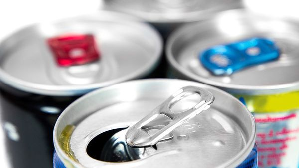 "Up to 21–30 grams  <br>*Some energy drinks are sold in 16-ounce bottles  <br><br> Source: <a href=""http://anrcatalog.ucdavis."