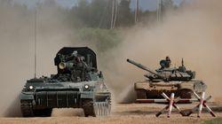 Η Μόσχα προγραμματίζει την διεξαγωγή μιας στρατιωτικής άσκησης μεγάλης κλίμακας, ανά