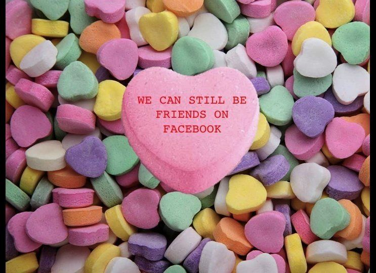 11 Honest Candy Heart Messages For The Modern Relationship