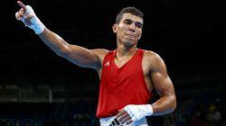 Après des mois sans combats, le boxeur marocain Mohamed Rabii remporte un duel en