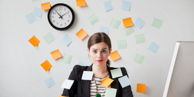 the reality about being too busy huffpost life