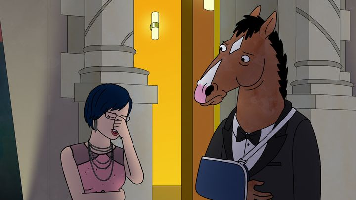 """I don't want you or anyone else justifying their shitty behavior because of the show,"" BoJack's friend, Dia"