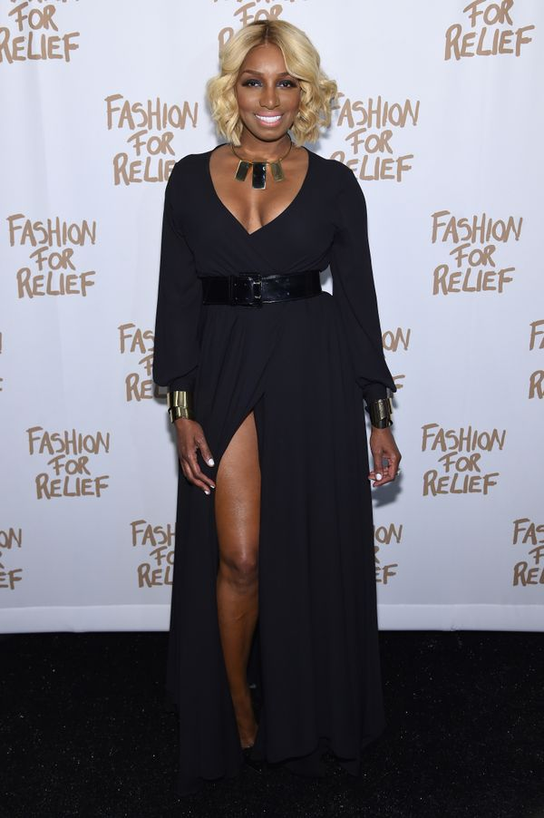 NeNe Leakes attends Naomi Campbell's Fashion For Relief Charity Fashion Show