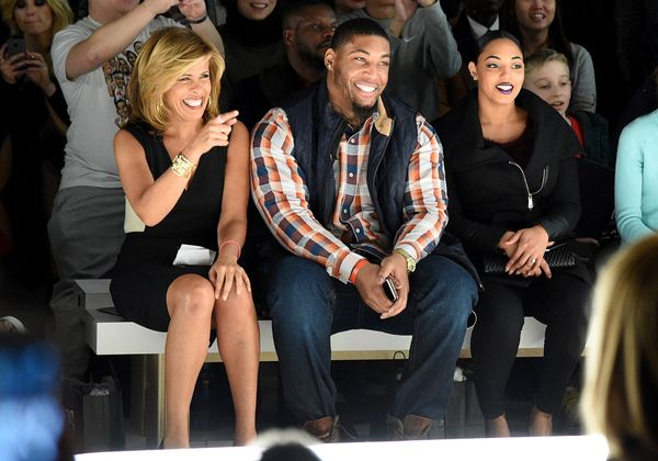 Hoda Kotb and Devon Still attend Kids Rock! fashion show