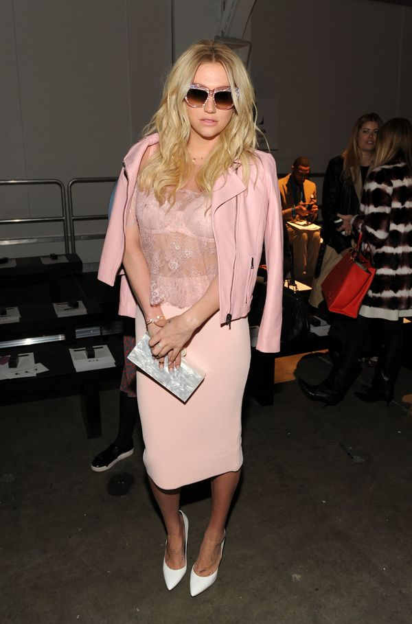 Kesha at Timo Weiland