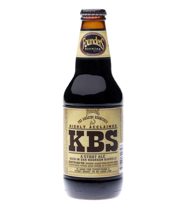 <strong>What It Is:</strong> KBS stands for Kentucky Breakfast Stout -- a bourbon-barrel-aged Imperial Stout that packs a who