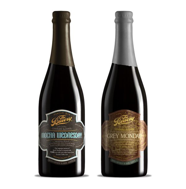 <strong>What It Is:</strong> A series of rich Imperial Stouts named after the days of the week, including various flavorings.