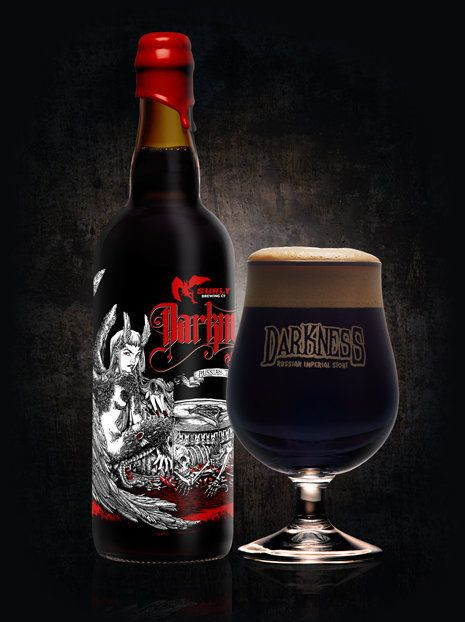 <strong>What It Is:</strong> A Russian Imperial Stout aged in bourbon barrels.  <br><br> <strong>Where It's From:</strong> <a