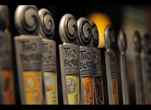 <em>Photo Credit: Courtesy of Two Brothers Brewing Company</em>  There are plenty of options if you want a behind-the-scene
