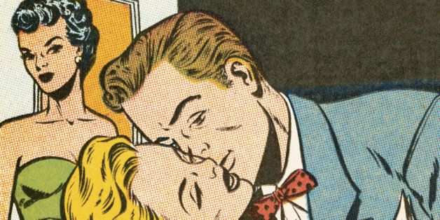 Bad kiss