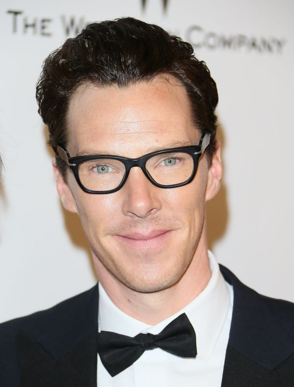 "Nominated for Best Actor in ""The Imitation Game."""