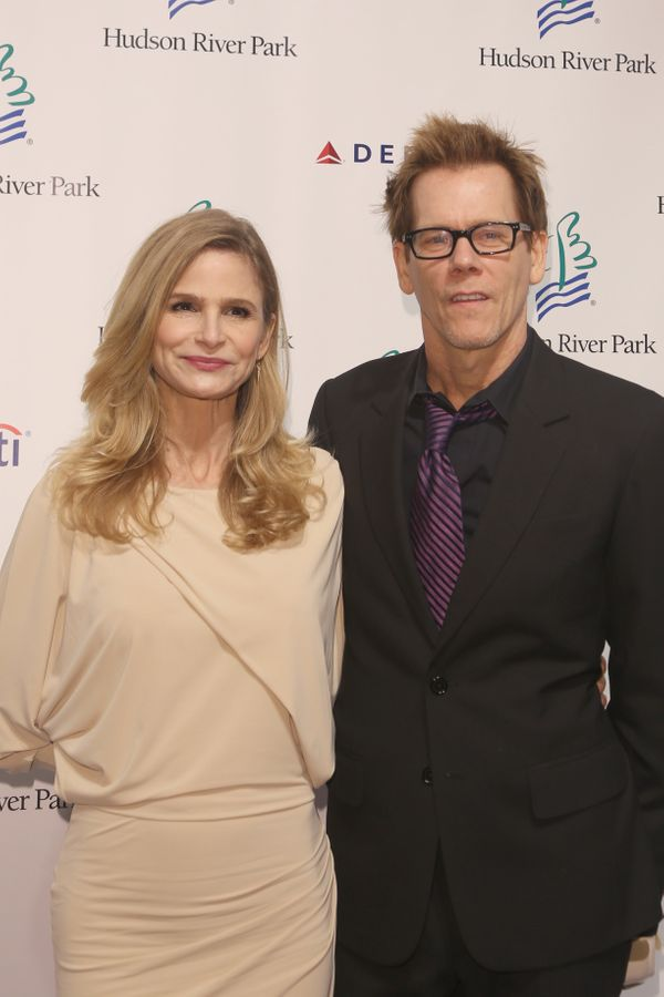 """Bacon and Sedgwick have been married for 26 years, since September 1988. The """"Brooklyn Nine-Nine"""" actress joked <a href=""""http"""