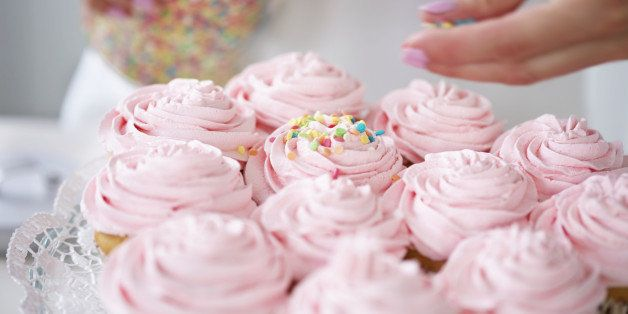 When My Older Children Were In Elementary School I Sent Cupcakes For Their Birthdays Or Class Parties