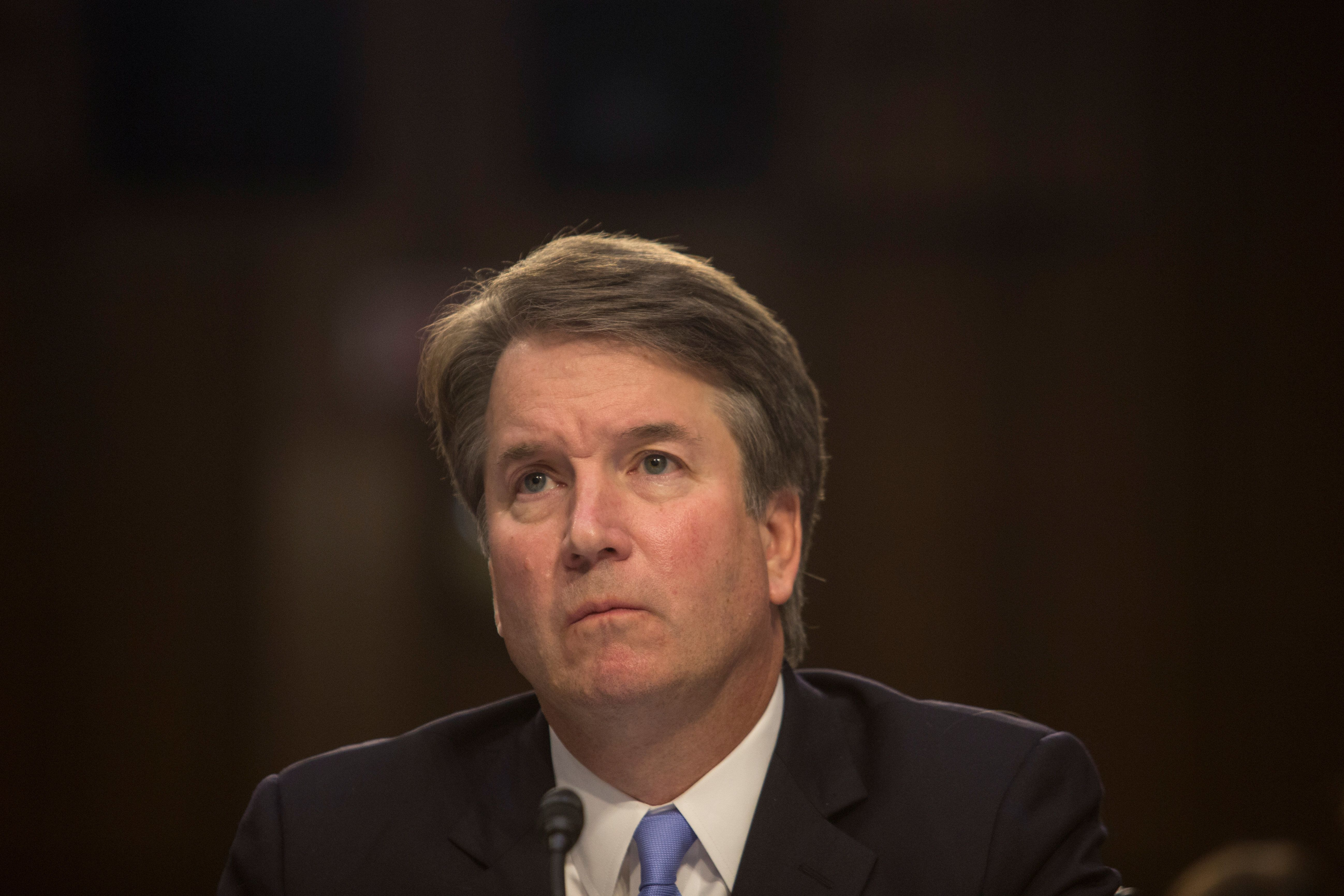 Brett Kavanaugh Accuser Goes Public: 'I Thought He Might Inadvertently Kill Me'