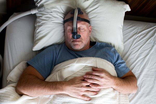 Carry extra pounds, especially in the neck and trunk section, and it's more likely you'll suffer from sleep apnea, which caus