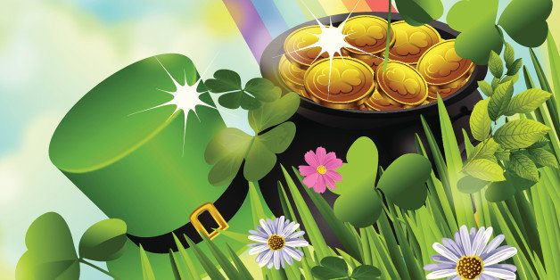 Beautiful St.Patrick's day Background, EPS 10 file, used drop shadow, feather,reduced opacity. all elements are in seperate layers and grouped, please visit my profile for more options.