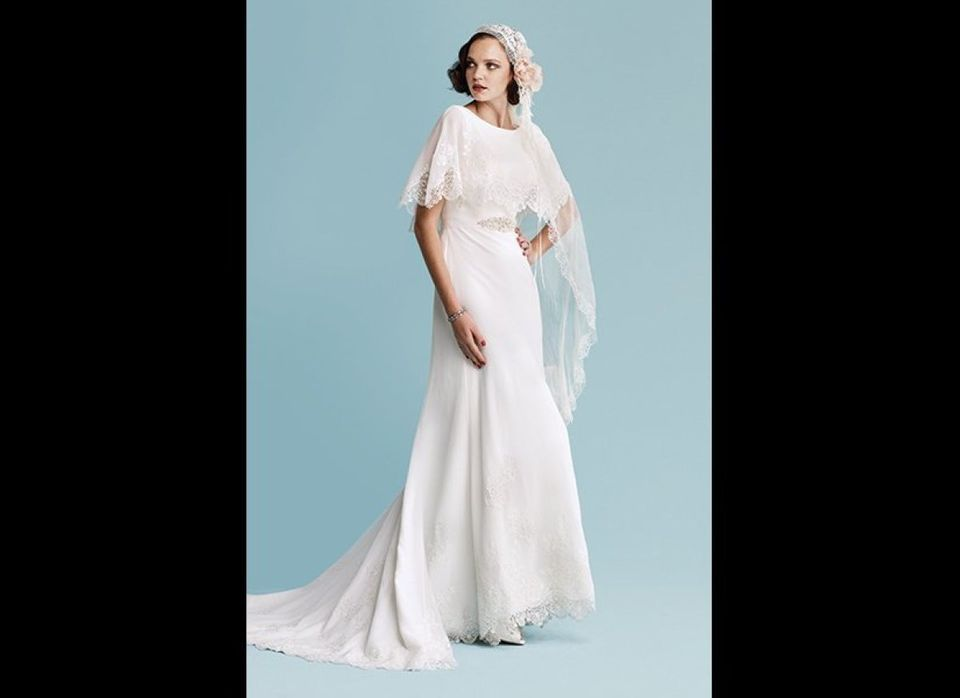 50 Vintage Inspired Dresses For Brides Who Love All Things Retro