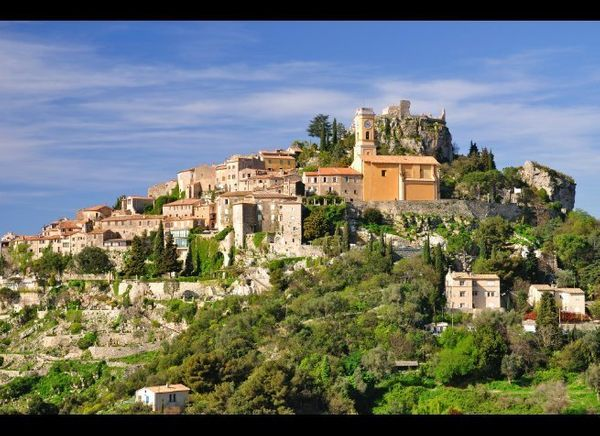 <em>Photo Credit: travelpeter/Shutterstock</em>  Where: France  The most perfectly perched of the French Riviera's villag