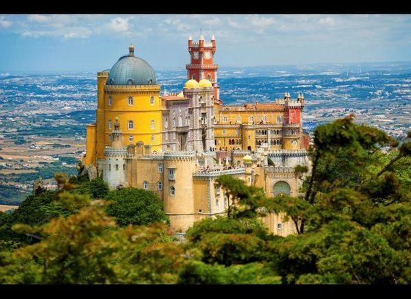 """<em>Photo Credit: Jose Ignacio Soto/Shutterstock</em>  Where: Portugal  """"A glorious Eden"""" is how Lord Byron described Sin"""