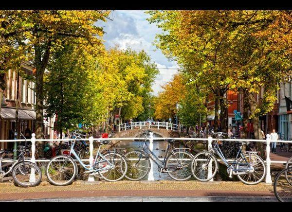<em>Photo Credit: Schipkova Elena/Shutterstock</em>  Where: The Netherlands  Holland's most attractive town feels like a