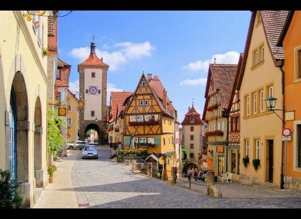 "<em>Photo Credit: Jeni Foto/Shutterstock</em>  Where: Germany  <a href=""http://www.fodors.com/world/europe/germany/the-ro"