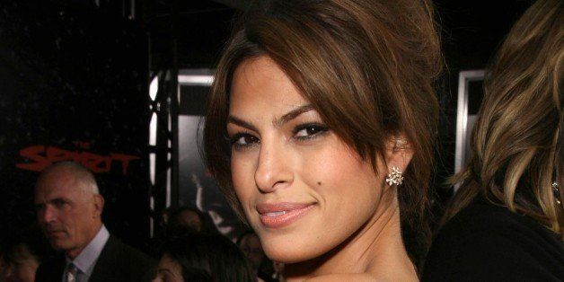 eva mendes   at the los angeles ...