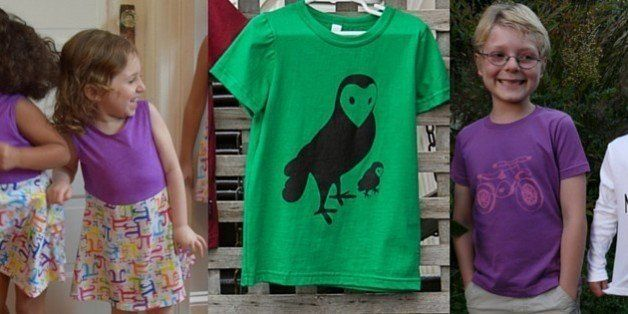 12 Brilliant Kids' Clothing Lines That Say No To Gender