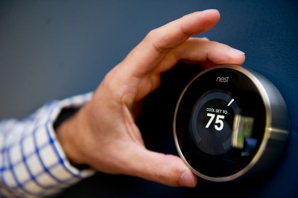 Learning thermostats are glorious devices that computerize control of your heating and cooling. Programmable models such as t