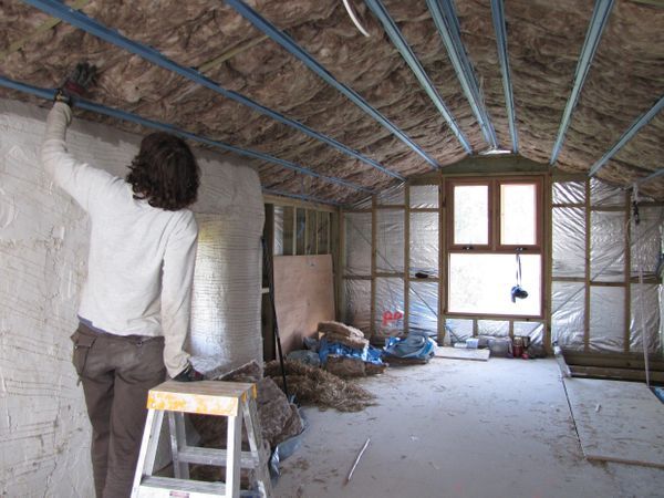 Many homeowners struggle with question of how much insulation and what kind they need to pad their attic rafters. Fortunately