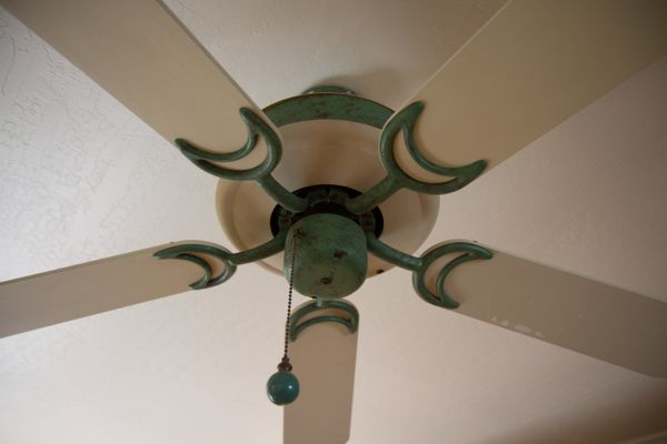 The mighty ceiling fan might look like a mere decorative device, but it's a secret weapon for keeping energy costs down. It w