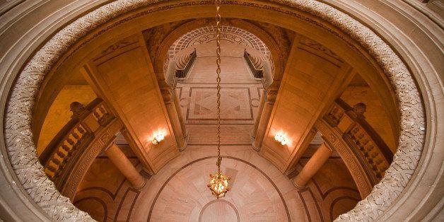 Interior of San Francisco City Hall