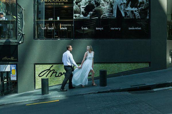 """""""Alicia and Edoardo Persichetti married in Auckland."""" - Alicia Persichetti"""