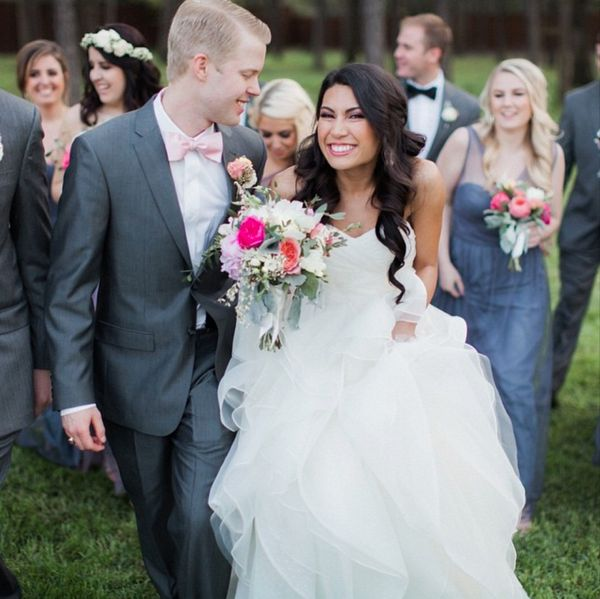 """""""Yesterday was full of the magic dreams are made of. Congratulations Valerie and Matthew!"""" - Jennefer Wilson Hutto"""