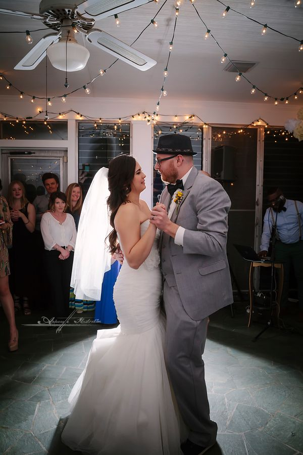 """""""Mark and Maytanee at historic Monthaven in Hendersonville, Tennessee."""" - Anjeanette Hoer"""