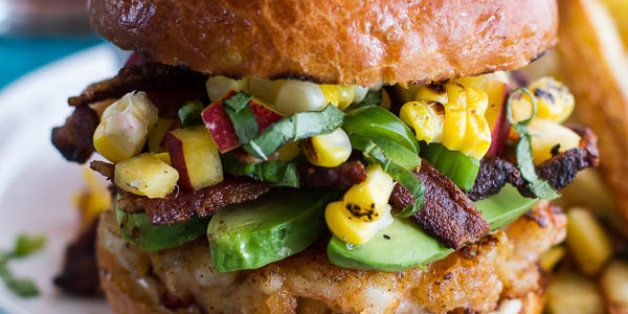 Fish And Seafood Burger Recipes You Should Make For Dinner Tonight