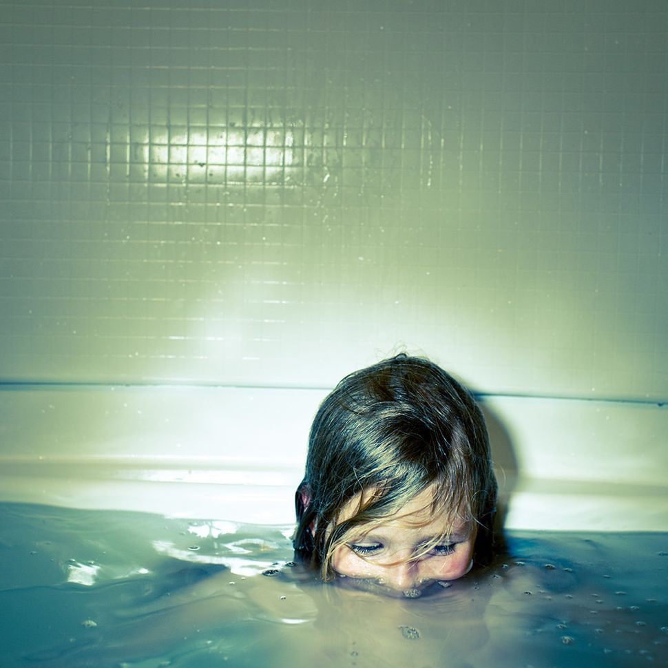 The movie I play inside my head is always in color,<br> and the soundtrack is me humming underwater.