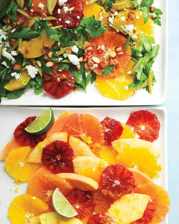 "<strong>Get the <a href=""http://www.marthastewart.com/964690/orange-and-parsley-salad"" target=""_blank"">Orange And Parsley Sal"