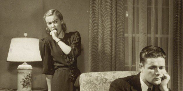 7 Signs You're Stuck In A Loveless Marriage | HuffPost Life
