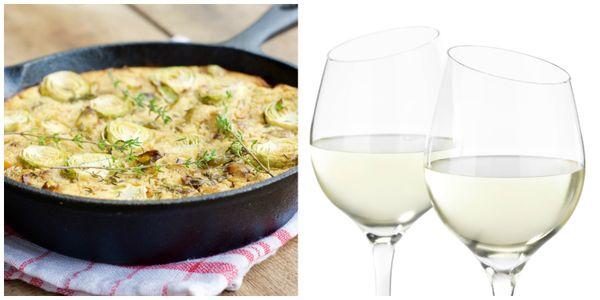 """A wine like <a href=""""http://www.foodandwine.com/articles/wine-101-gruner-veltliner"""" target=""""_hplink"""">Gruner Veltliner</a>, wh"""