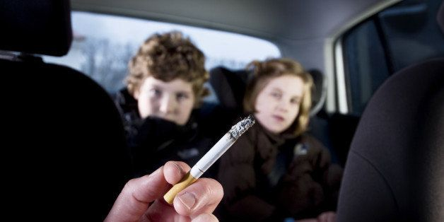 Secondhand Smoke Might Triple Childs >> Secondhand Smoke Might Triple Child S Risk Of Adhd Study Says