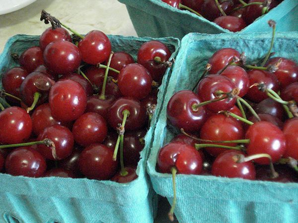 """Tart cherries, which are <a href=""""http://www.eurekalert.org/pub_releases/2012-05/wsw-rst052912.php"""" target=""""_blank"""">supremely"""