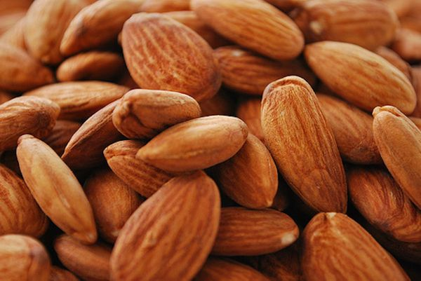 """Like fish, <a href=""""http://www.livestrong.com/article/555586-almonds-nutrition-inflammation/"""" target=""""_blank"""">almonds</a> are"""