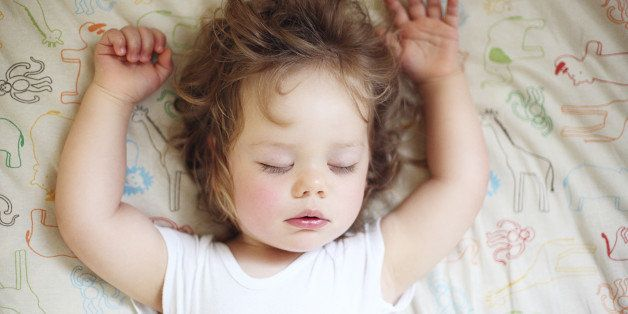 Childrens Sleep Problems Linked To >> Toddlers Sleep Problems Tied To Behavior Issues Later