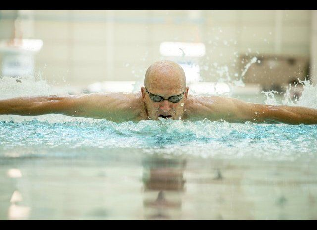 When it comes to health and fitness, it's tough to beat the benefits of water. Swimming improves strength and cardiovascular