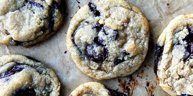 Here's Why Using Chips In Your Chocolate Chip Cookies Is A
