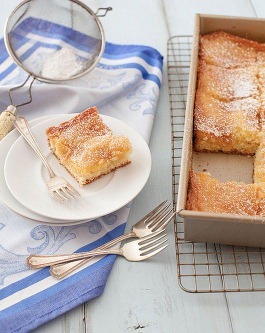"""<strong>Get the <a href=""""http://www.annies-eats.com/2013/01/04/gooey-butter-cake/"""" target=""""_blank"""">Gooey Butter Cake recipe</"""